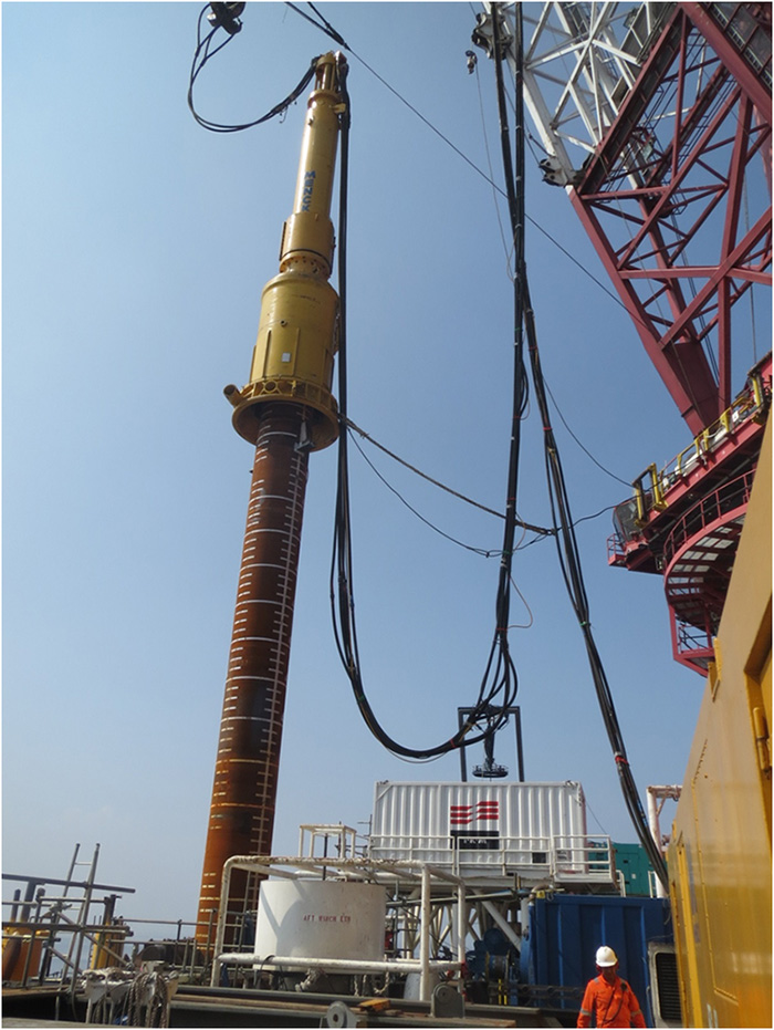 Pile Driving <br>