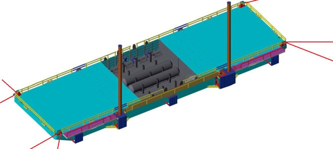 Marine and General Engineering : Offshore Construction ...