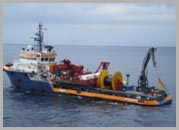 Conoco Phillips North Belut Subsea Cable Installation and Project Management