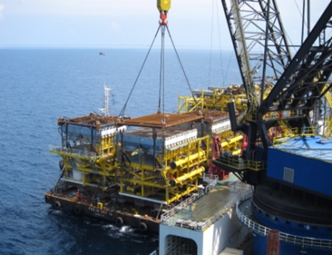 NorCE Offshore - Punj Lloyd/PTTEP Module Installation