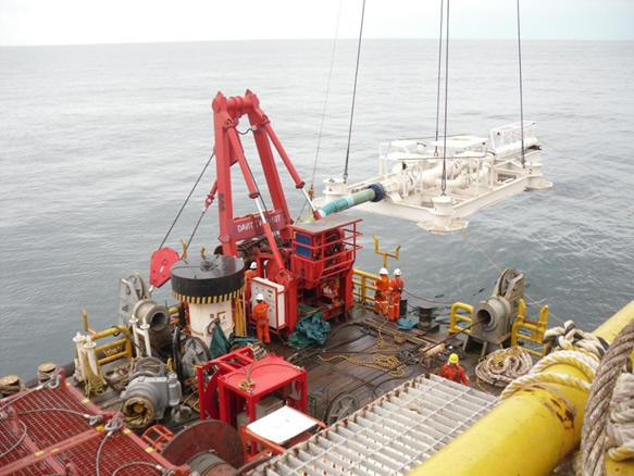 Oil Search Limited - KUMUL Field off Gulf Of Papua New Guinea